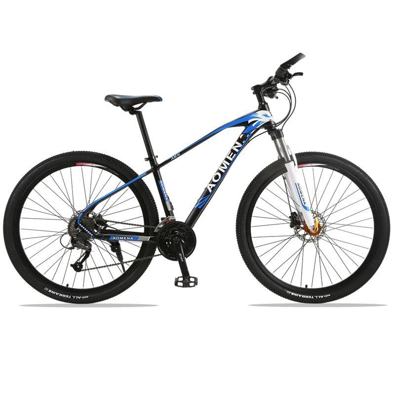 bicycle Mountain Bike 27 Speed 29 Inches bike 29 road bike Resistance Rubber bike speed Male Flying Leopard RU fahrrad bisiklet
