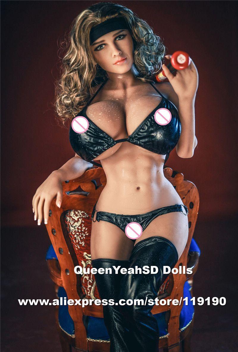NEUE 150 cm Große Brust Erwachsene Tpe Sex Dolls Mit Metall Skeleto Japanischen Silikon Anal Liebespuppe Vagina Echte Pussy Sexy produkt