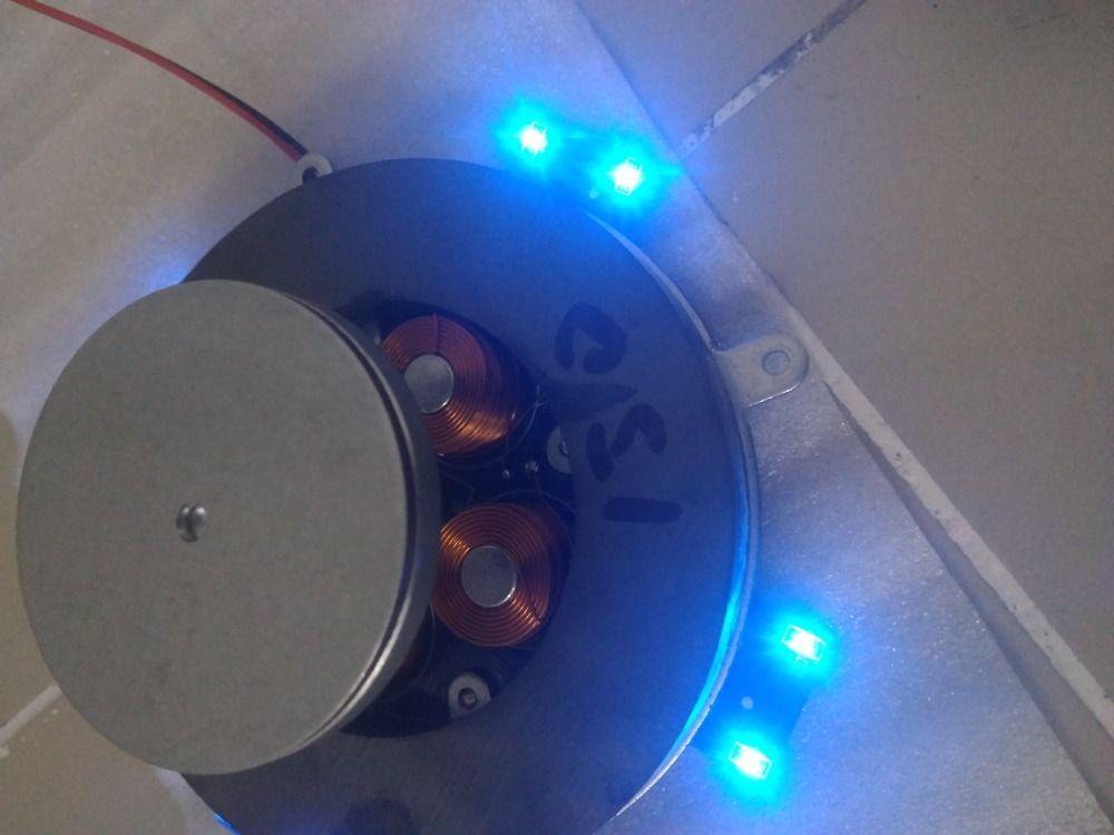 Новый стабильный магнитной левитации модуль Системы DIY maglev голые Системы 600 г MAX 700 г