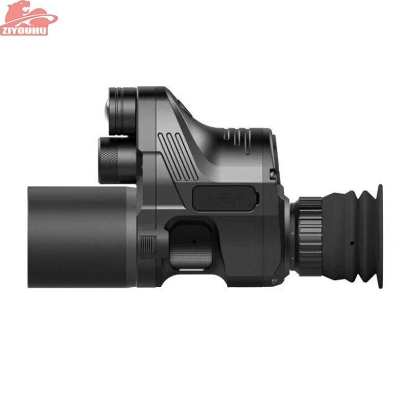 ZIYOUHU Digital Infrarot Nachtsicht Mit Dem Ziel Gerät Sichtung Teleskop Kamera Nacht Sehenswürdigkeiten Montieren auf Gewehr Tag Nacht Zielfernrohr