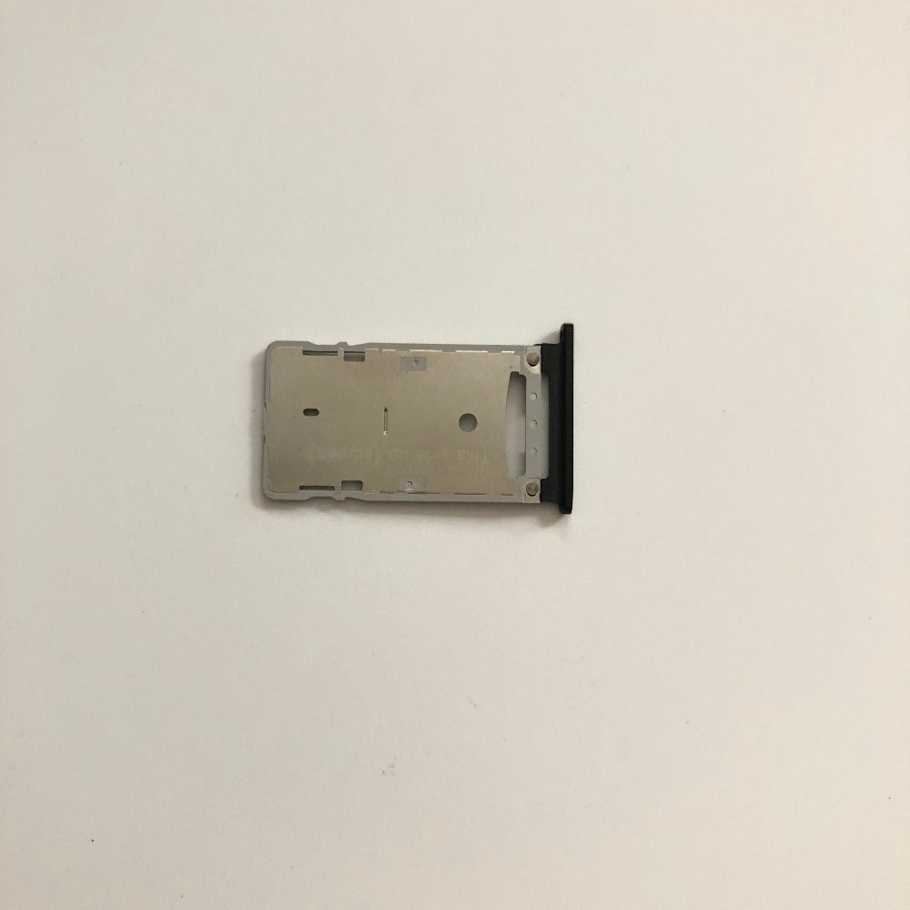 Used Sim Card Holder Tray Card Slot For Blackview S8 MT6750T Octa Core 5.7