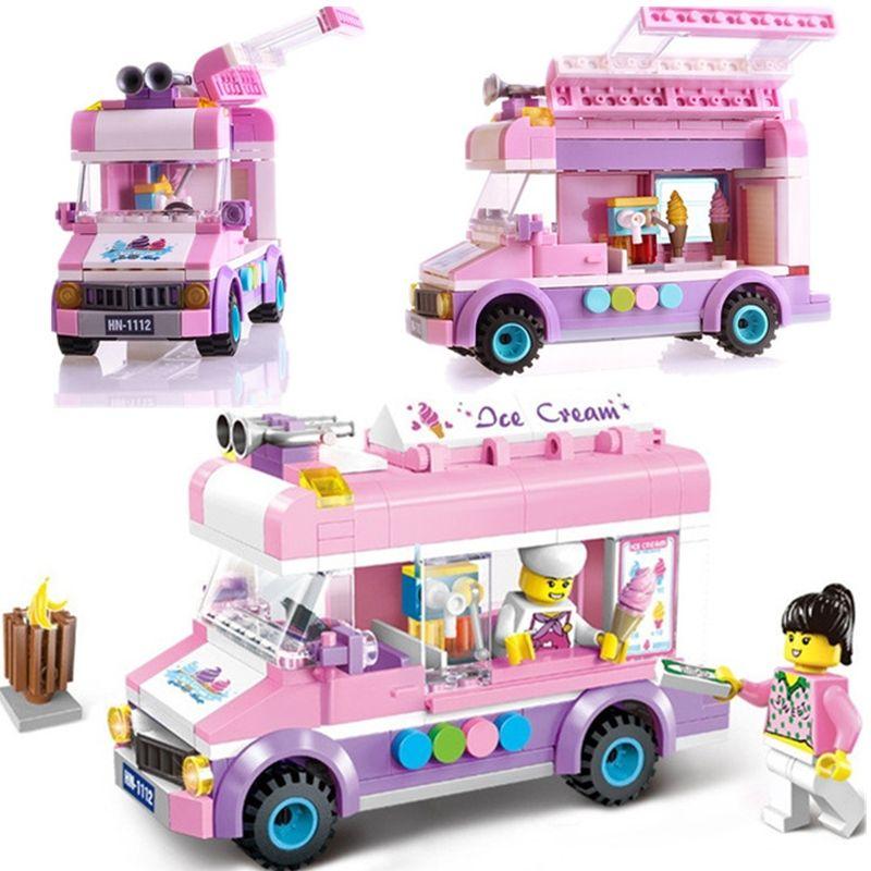 Jeu de blocs de construction Kit de jouets pour enfants