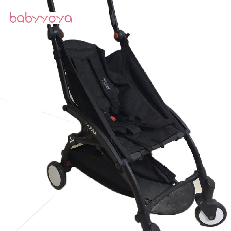 baby stroller 165/175 degree original babyyoya yoya yoyo black Seat cushion not include stroller pram Accessories pad mat Parts