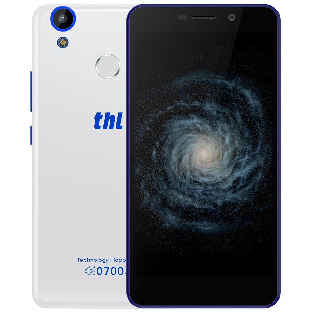 THL T9 Pro 3000mAh 4G Smartphone 5.5 inch MTK6737 Android 6.0 Quad Core Smart Phone 1.2GB RAM 16GB ROM Scanner Mobile Phone
