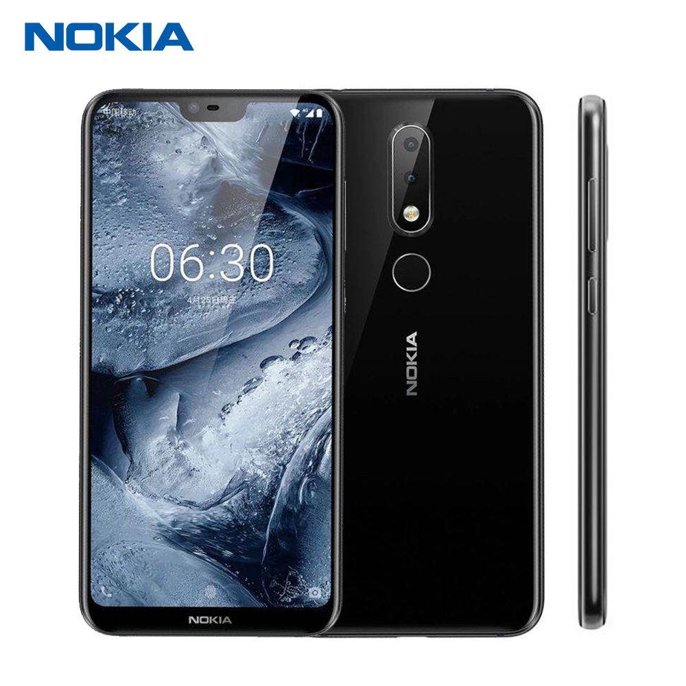 Nokia X6 32G 4G Mobile Phone 5.8