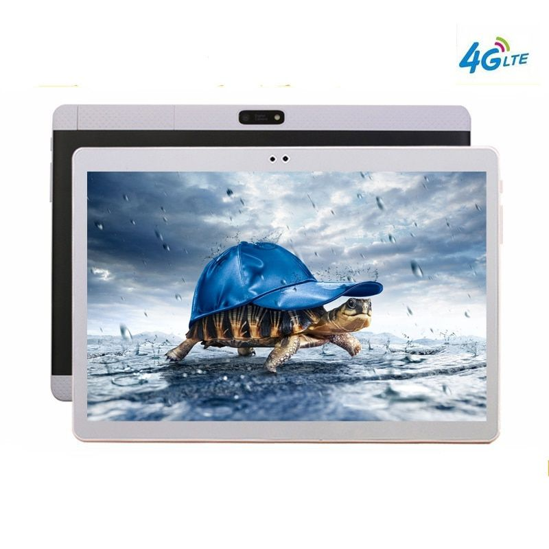 laptop 10 Core 4G LTE Tablet 4GB RAM 128GB ROM 2560X1600 Dual Cameras 8MP Android 7.0 Tablet 10.1 inch K99 notebook computer
