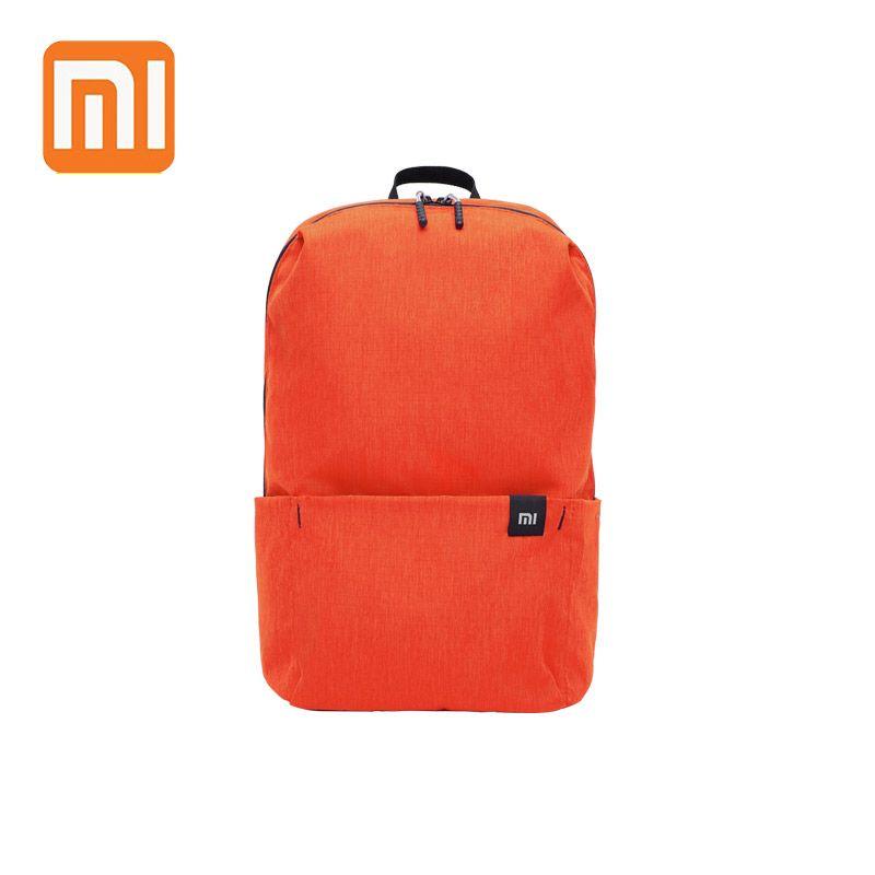 XIAOMI coloré Mini sac à dos 10L 8 couleurs sacs pour femmes hommes garçon fille sac à dos résistant à l'eau léger décontracté