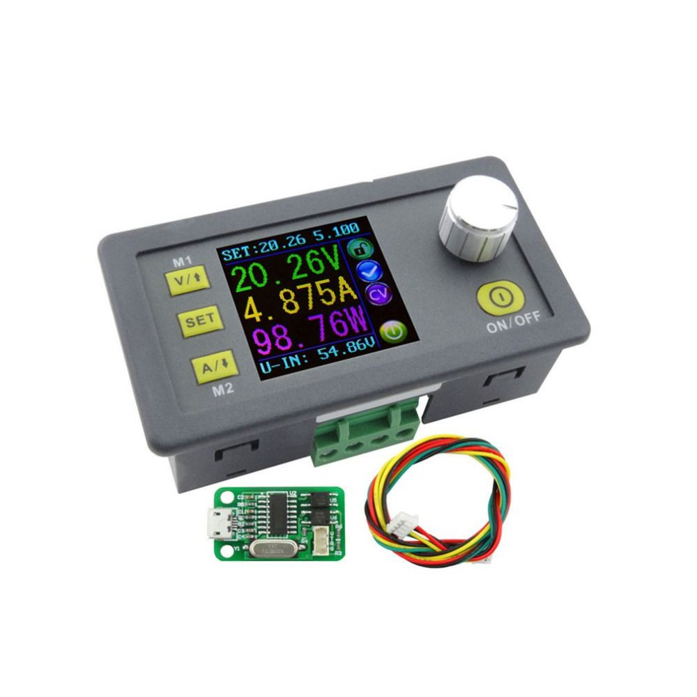 DPS5005 Direct-current Communication Function Constant Voltage Step-down Power Supply Module Voltage Converter Voltmeter