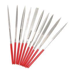 140mm Diamant Mini Nadel Datei Set Handliche Werkzeuge für Keramik Glas Edelstein Stein Hobby und Handwerk Tragbare Hand Werkzeuge