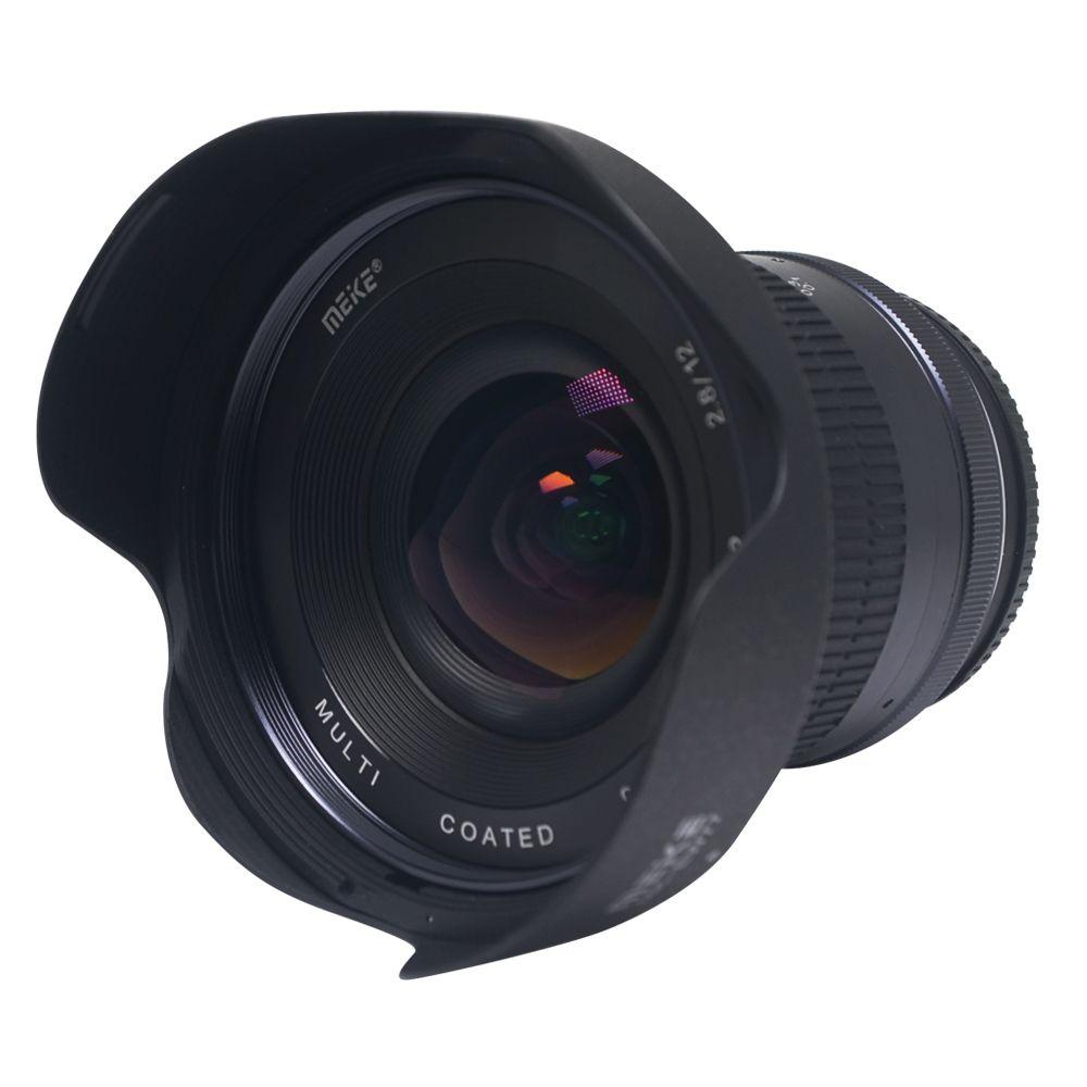 Meike 12mm F2.8 Manuelle Weitwinkelobjektiv für Nikon 1 J1 J2 J3 J5 V1 V2 V3 S1 S2 AW1 kamera