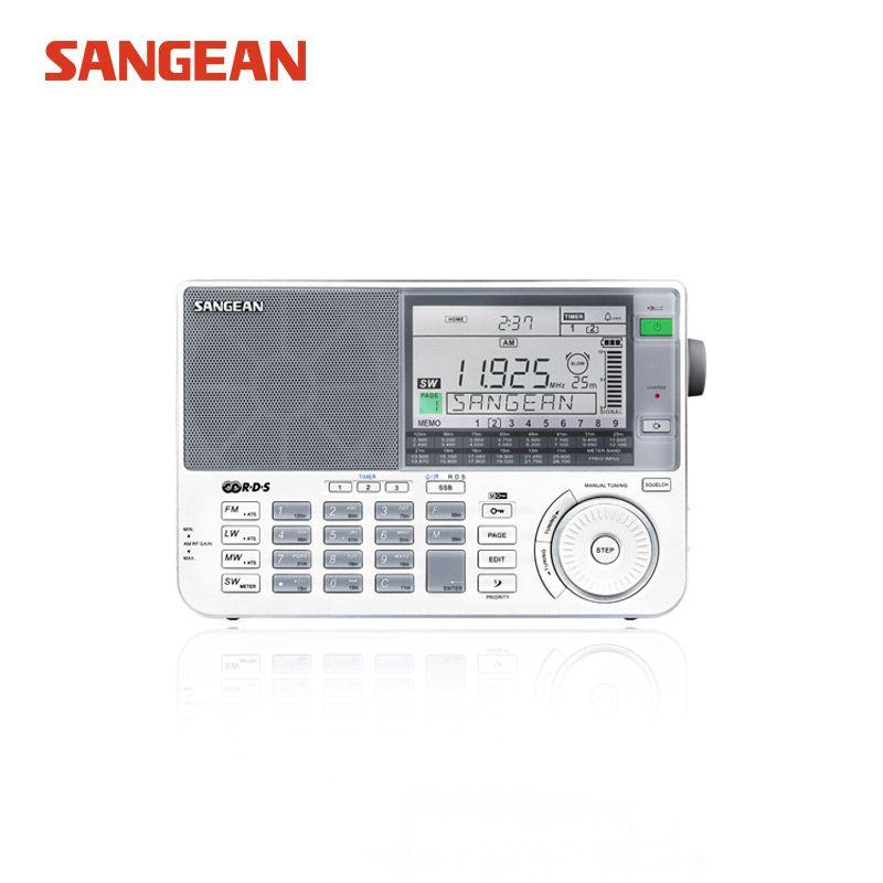 SANGEAN ATS-909X Professionnel FM LW SW bande radio récepteur livraison gratuite