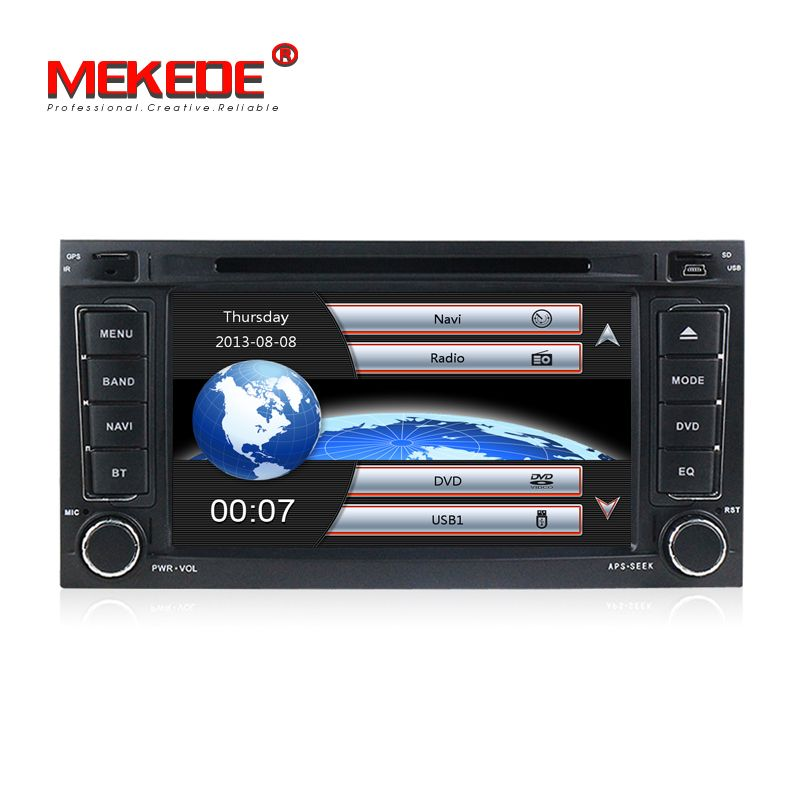 7inch 2din Car stereo head unit navigation GPS NAVI DVD player for VW Volkswagen Touareg/Transporter T5 Multivan 2002-2010