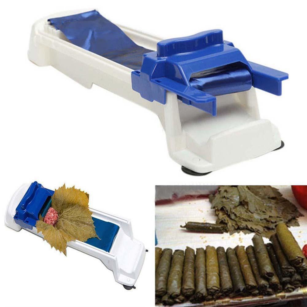 Sushi Roller Gemüse Fleisch Walzwerkzeug Dolmer Magic Roller Gefüllte Garpe Kohl Lassen Weinblatt Maschine Moedor De Carne