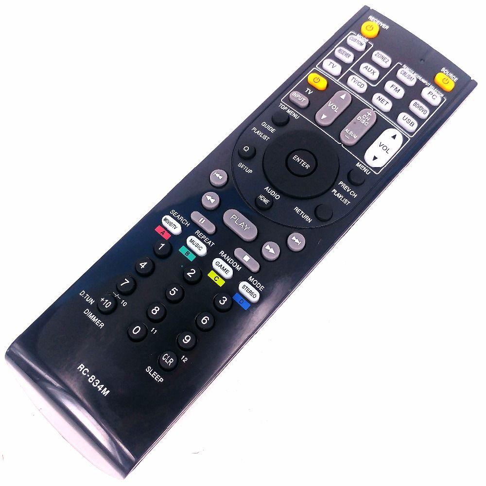 NEW remote control For ONKYO AV RC-834M RC-836M RC-799M TX-NR414 TX-NR515 TX-NR717