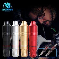 Profesional del tatuaje rotatorio máquina pluma reservado Motores marca pistolas suministros
