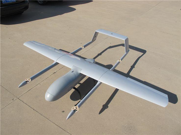 Neue Mugin 2930mm H-Schwanz VTOL UAV Plattform Rahmen Kit
