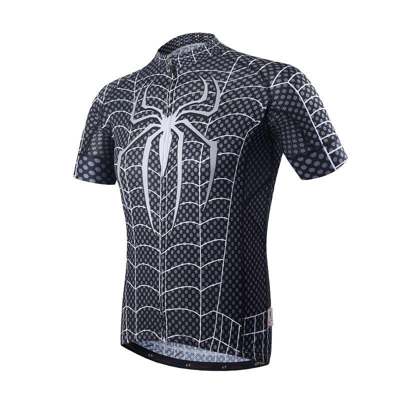 Venom maillots de cyclisme Pro Ropa Ciclismo/spiderman hommes vêtements de cyclisme d'été/vélo à séchage rapide maillots de vélo maillot ciclismo