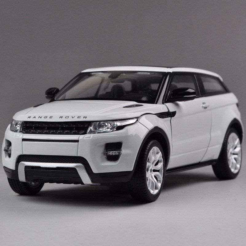 Range Rover Aurora 1:24 Diecast Model Cars Collection Toy Gift