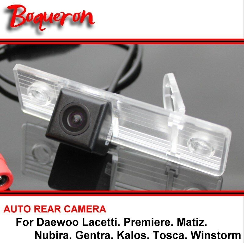 For Daewoo Lacetti Premiere Matiz Nubira Gentra Kalos Tosca Winstorm Night Vision Car Reversing Camera Backup Rear View Camera