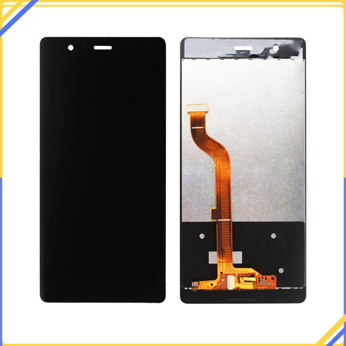 For Huawei P9 LCD Display Touch Screen Mobile Phone Lcds Digitizer Assembly Replacement Parts With Free Tools