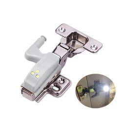 Universal Möbel Schrank Schrank Scharnier Led-lampe Nachtlicht Tür Offen Auto AUF Led-lampe Energiespar Hause Lichter
