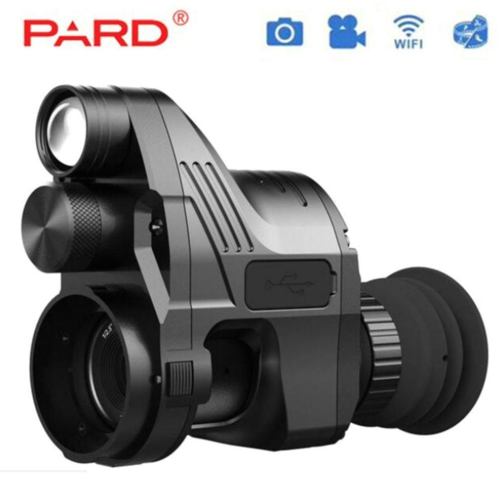 PARD NV700 Riflescope Digital Night Vision Built-in IR-illuminator Red Laser connection Rifle scope use