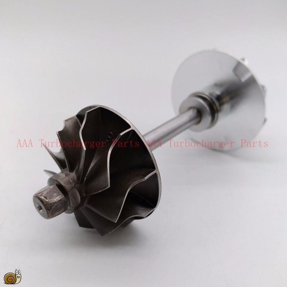 KP35 Turbine wheel 29.1x34.7mm, compressor wheel 29.5x41mmTurbo parts/rebuild kits supplier AAA Turbocharger Parts