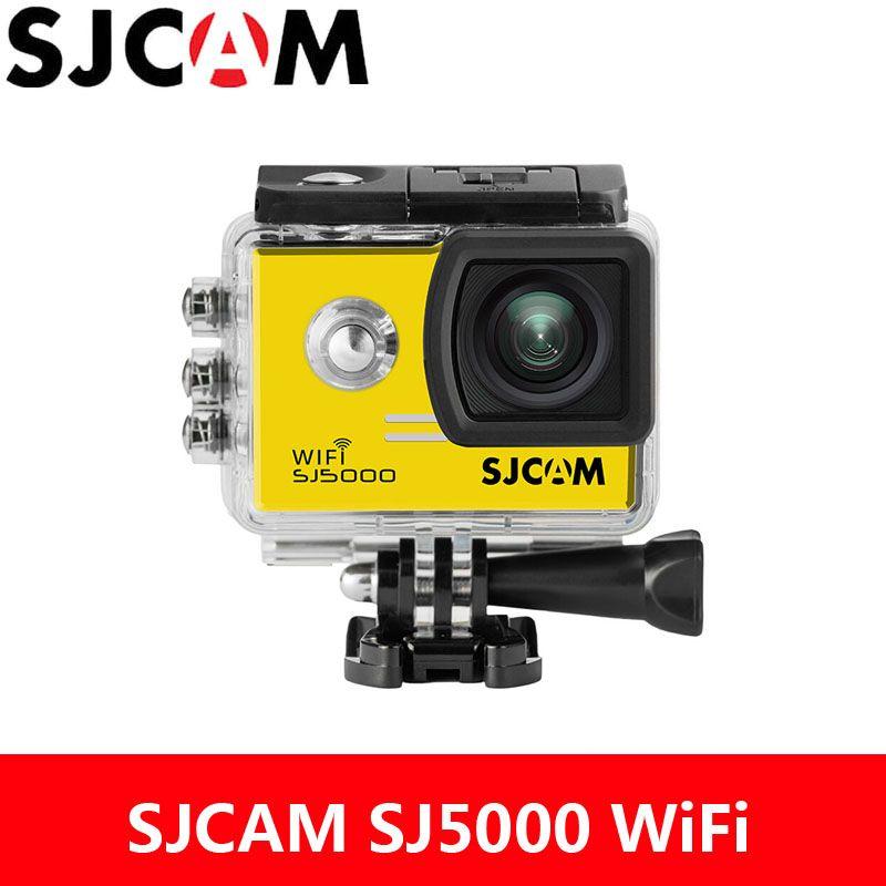 SJCAM Action Camera SJ5000 WiFi Extreme Sports Activities DV Diving 30m Waterproof 2.0