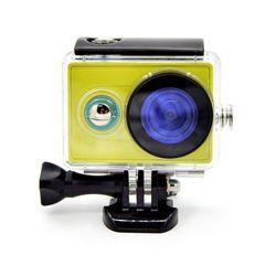Tauchen 40 m Unterwasser Wasserdichte Gehäuse Schutzhülle Abdeckung Für Xiaomi Yi 1 Xiaoyi 1 Action Sport Kamera Zubehör F3063