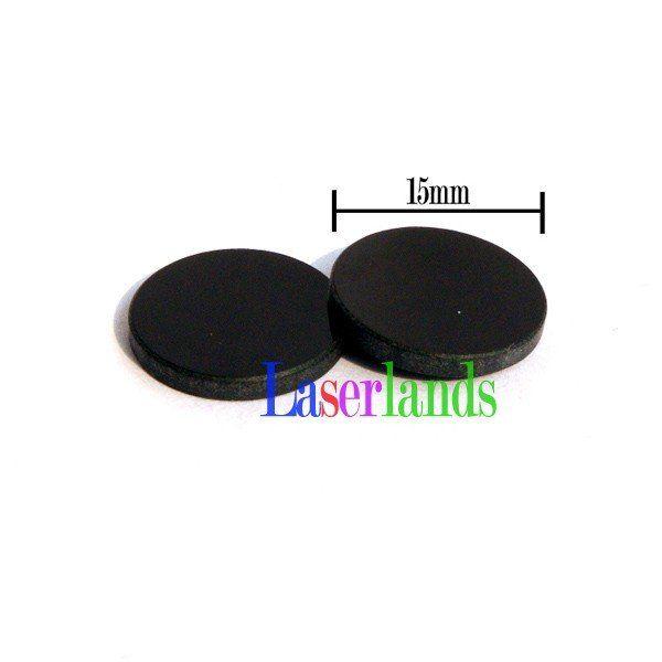 15mm de la lente filtro contra 400nm-750nm RGB luz visible/Let Pass 808nm-1064nm láser infrarrojo