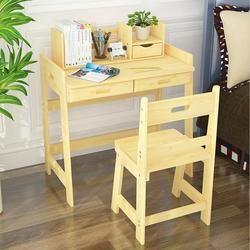 Multifungsi meja belajar anak dan kursi set dapat menyesuaikan ketinggian meja dan kursi sesuai dengan ketinggian anak