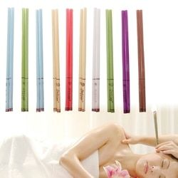10Pcs/Set Ear Cleaner Wax Removal Ear Candles Treatment Care Healthy Hollow Cone Hot!