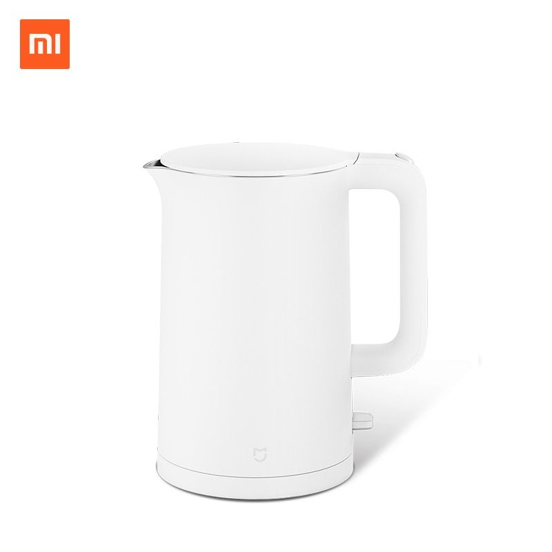 Original Xiaomi Mijia Electric Kettle 1.5L Household 304 Stainless Steel Insulated Water Kettle Fast Boiling APO Mi Home 1800W
