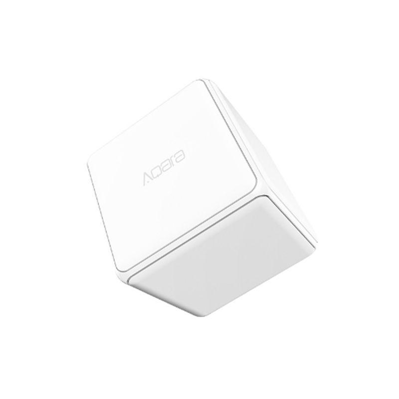 Contrôleur de maison intelligent Xiao mi mi Aqara Cube 6 opérations à domicile dispositif de maison Zigbee Version App télécommande sans fil