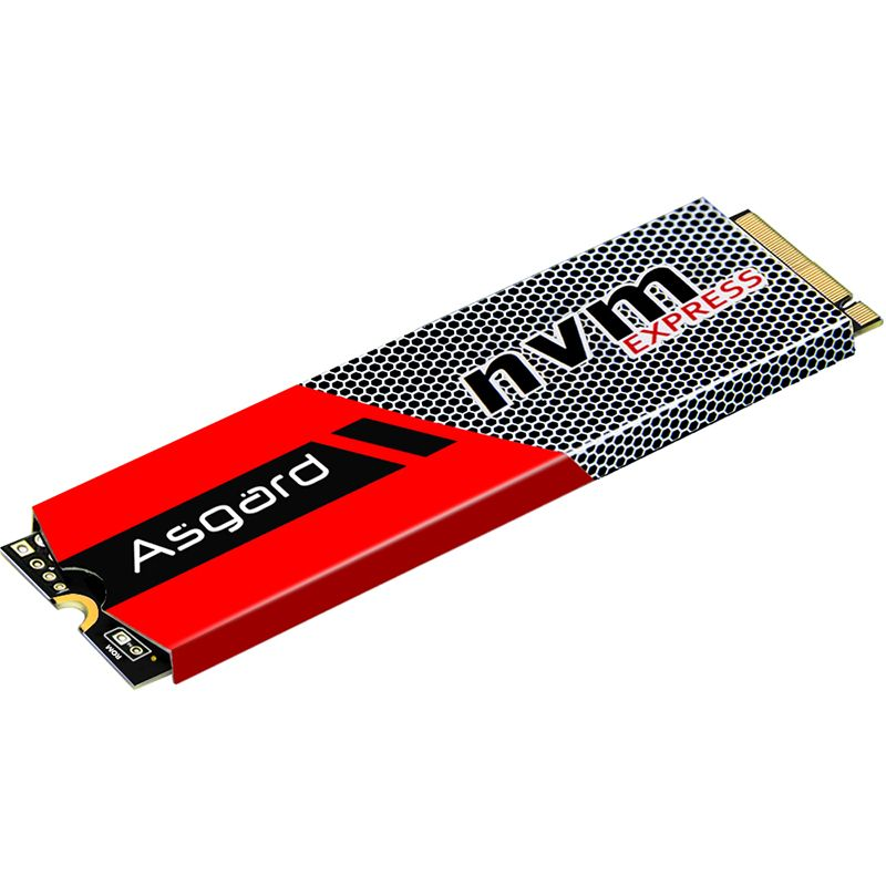 Top selling Asgard 3D NAND 256GB 512GB 1TB M.2 NVMe pcie SSD Internal Hard Disk for Laptop desktop high performance PCIe NVMe