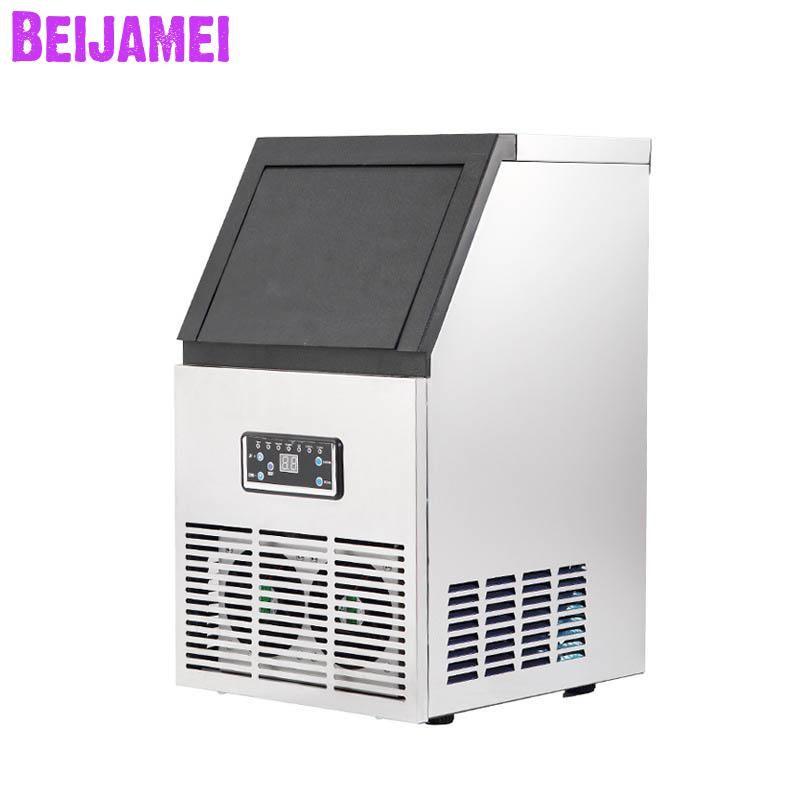 BEIJAMEI Neue Elektrische eismaschine 40 KG/50 KG/60 KG pro tag Kommerziellen Ice cube maker für verkauf