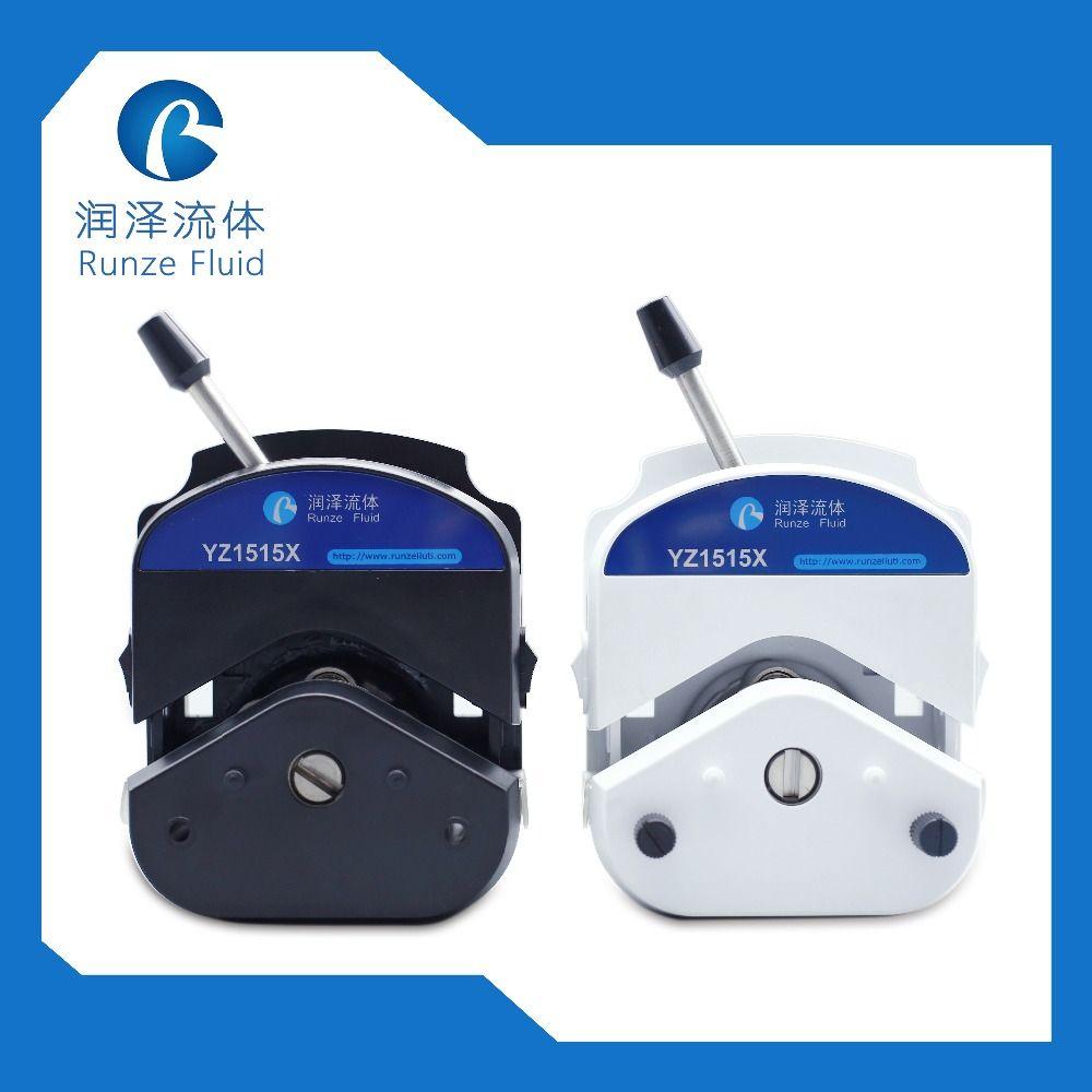 YZ1515 Peristaltic Pump Head Easy Loading Easy Installation