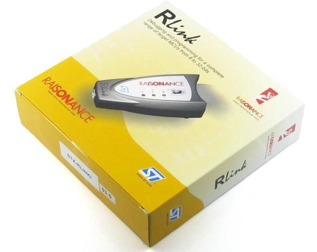 Бесплатная доставка! 1 шт. ST STX-RLINK STM8 STM32 эмулятор загрузчик