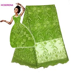 5yards/lot last design 2018 High quality nigerian french lace african lace fabric for party dress  FC1601-11T,Free shipping
