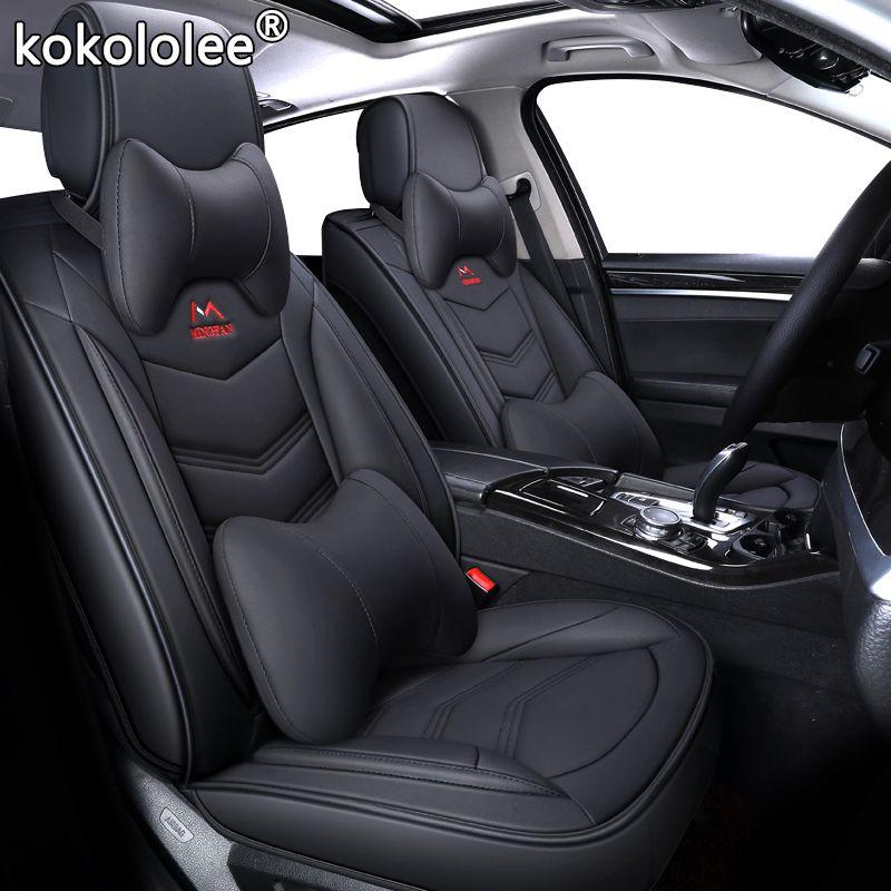 Neue Universal PU Leder auto sitz abdeckungen Für kia Rio 3 4 2017 2018 Sorento 2005 2007 2011 2013 2016 2017 seele spectra styling