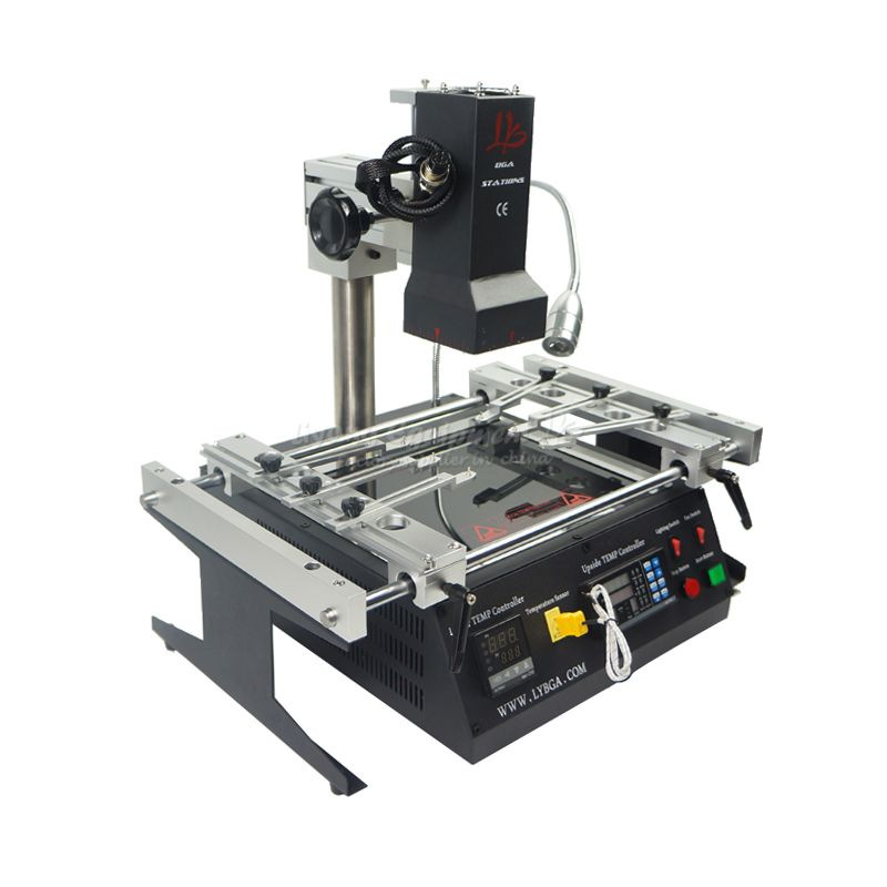 Infrared bga rework station IR6500 BGA welding machine for laptop motherboard repair upgrade IR6000