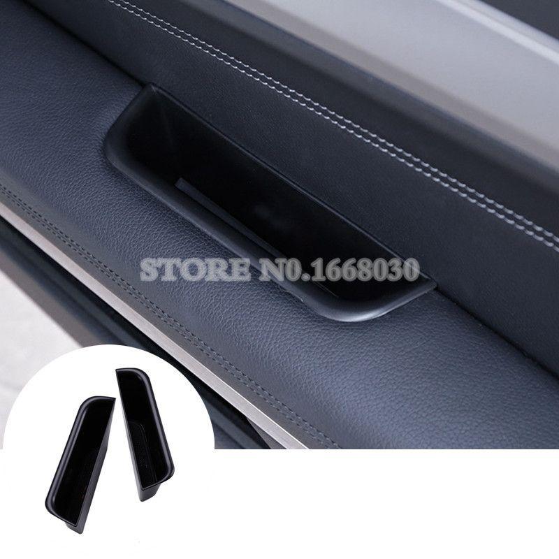 Innere Front Tür Storage Box Halter 2 stücke Für Mercedes Benz E Klasse Coupe W207 C207 2009-2016