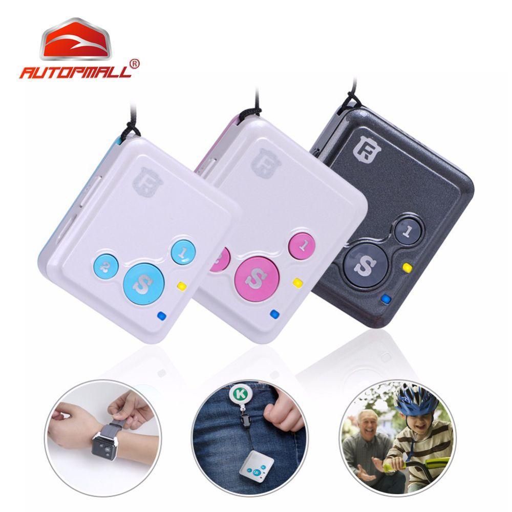 Mini GPS Tracker Children RF-V16 Handfree Talk 2G GSM GPS Locator Tracking Device 12days Standby SOS Call Voice Monitor Free APP