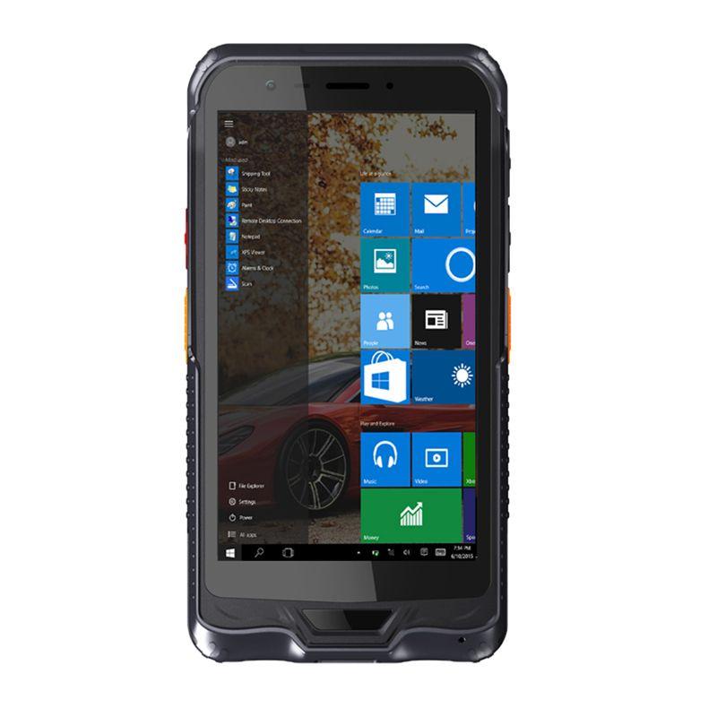 Sincoole 5.98 inch windows 10 IOT 3G WCDMA IP65 Rugged Tablets ST62