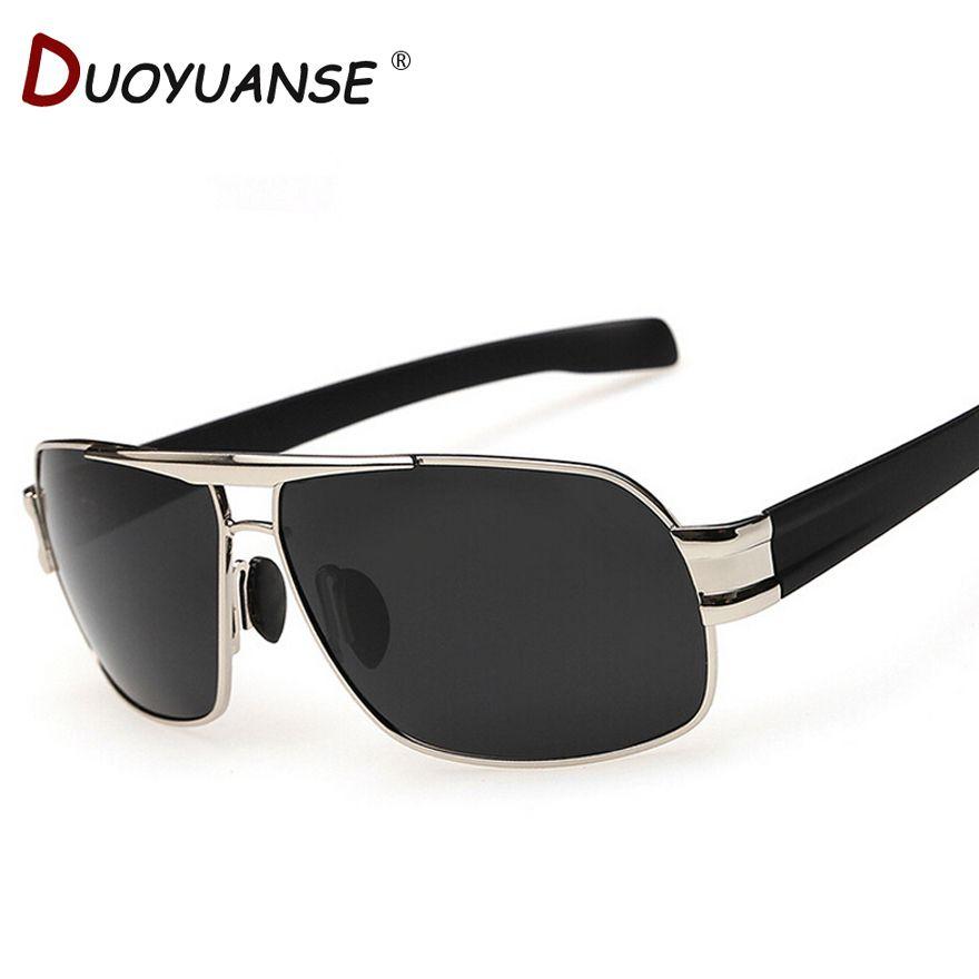 Hommes populaires lunettes de soleil militaires polarisées meilleures lunettes de soleil UV pour la Police conduite Super Cool Anti-éblouissement visière lunettes pour hommes 3258