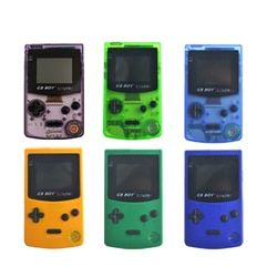 Kong Feng GB Boy Classic Color Colour Handheld Game Consoles 2.7'' Pocket Game Player With Backlit 66 built-in Games Mando