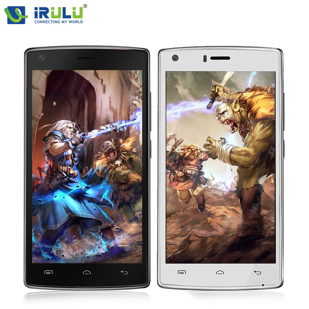 Оригинал DOOGEE X5 max 3 г мобильный телефон 5.0 ''MTK6580 4 ядра Android 6.0 HD Экран Dual SIM отпечатков пальцев ID 4000 мАч телефона