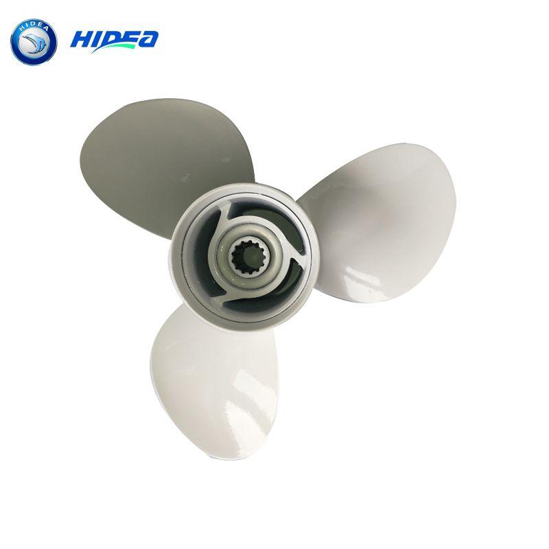 Propeller 3*11-1/8*13 Hidea 40F 2 Stroke 40HP For YMH E40X 69W-45945-00-EL Boat Engine