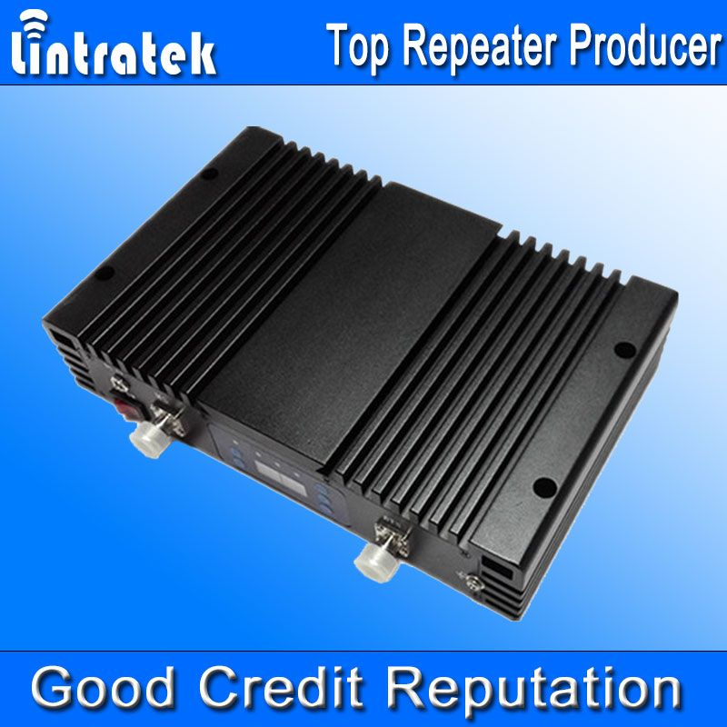 High Gain GSM 3G Repeater MGC 75db Dual Band Repeater GSM 900Mhz UMTS 2100MHz Cell Phone Cellular Signal Booster 3G Repeater #