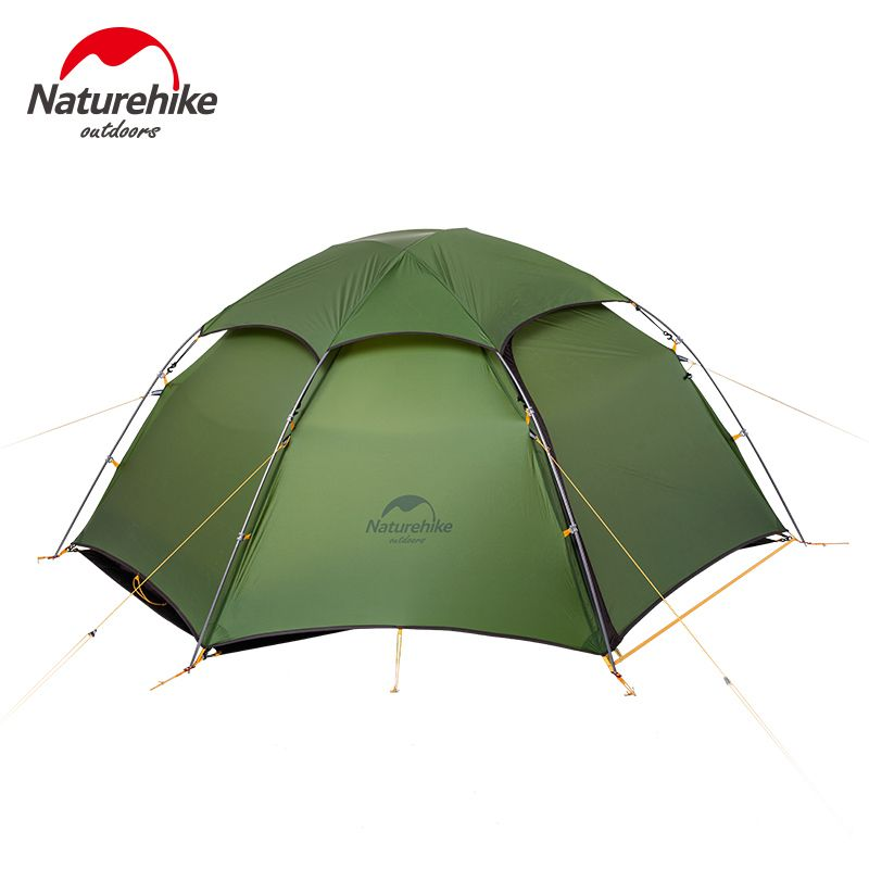 NatureHike wolke peak zelt ultraleicht zwei mann camping wandern outdoor NH17K240-Y